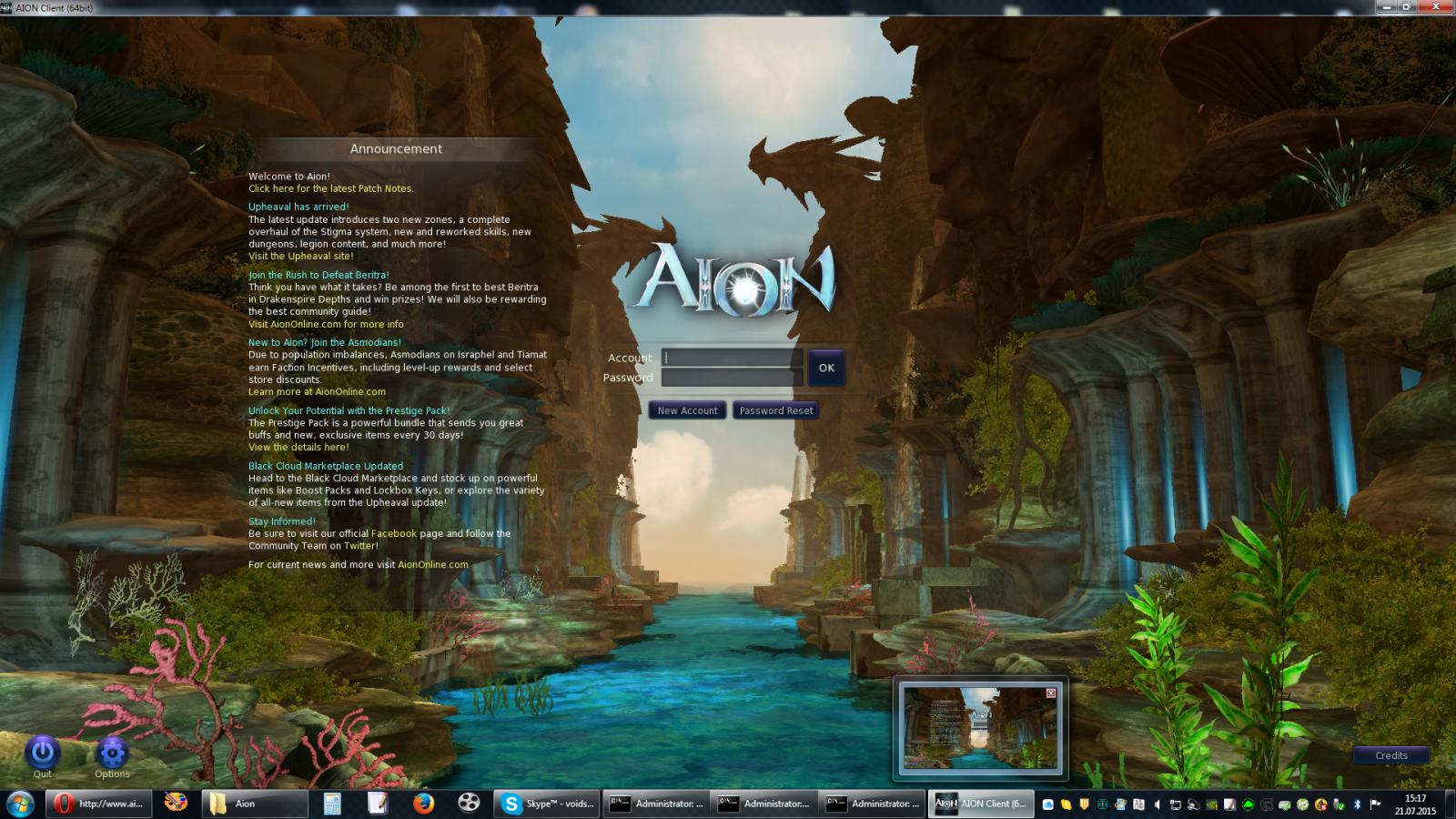 Aion-Core 4.8 Alpha